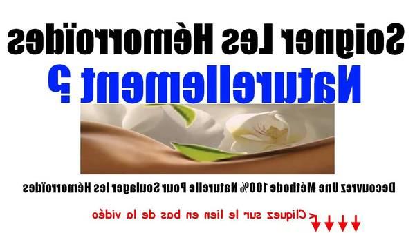 Comment Soigner Des Hémorroïdes 5de0b8168b3f4