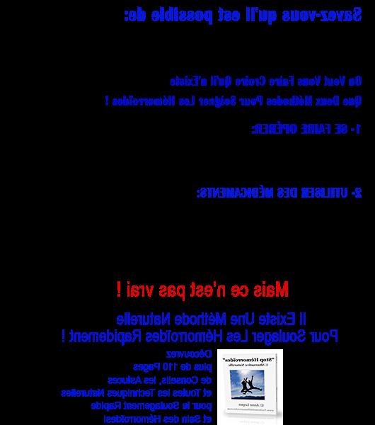 Douleur Hemoroide 5de0b7f9e6e76